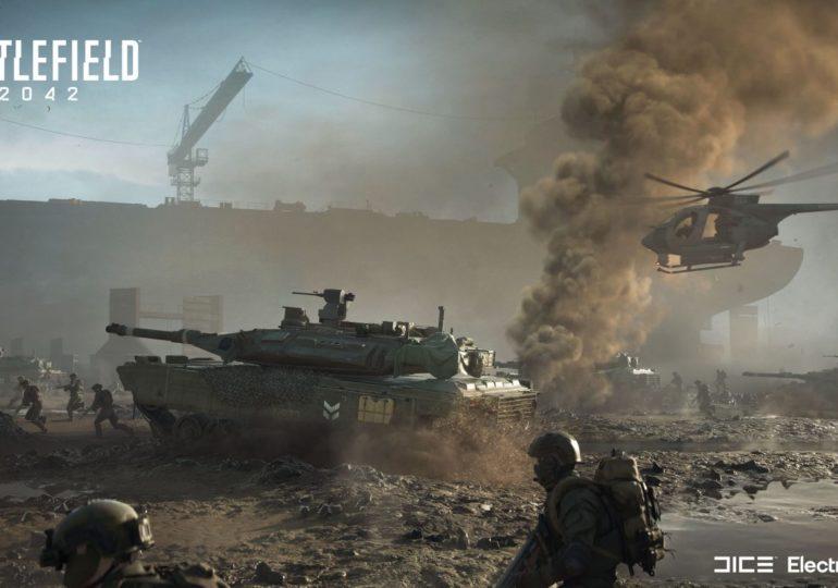 Battlefield 2042: Dice stellt Hazard Zone-Modus vor