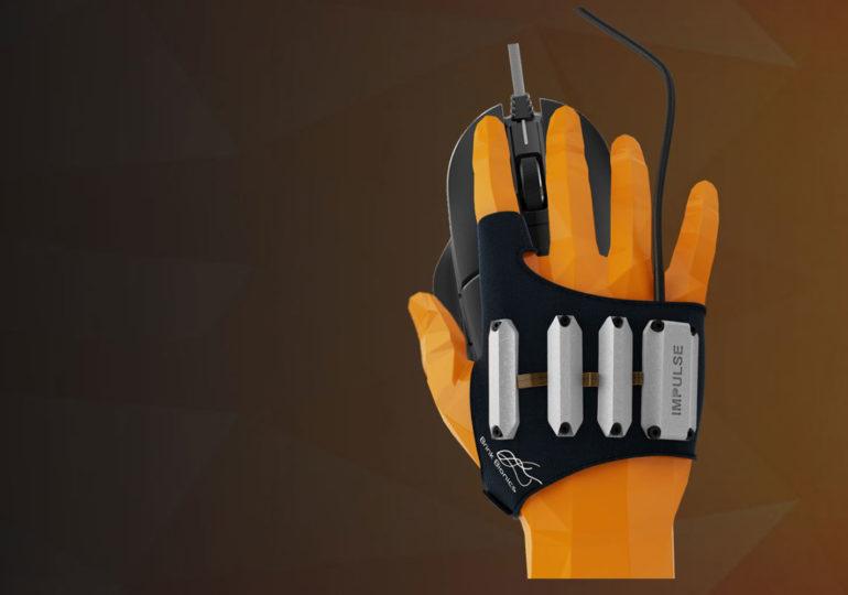 Brinks Bionics: Gaming-Handschuh, der euch schneller klicken lässt