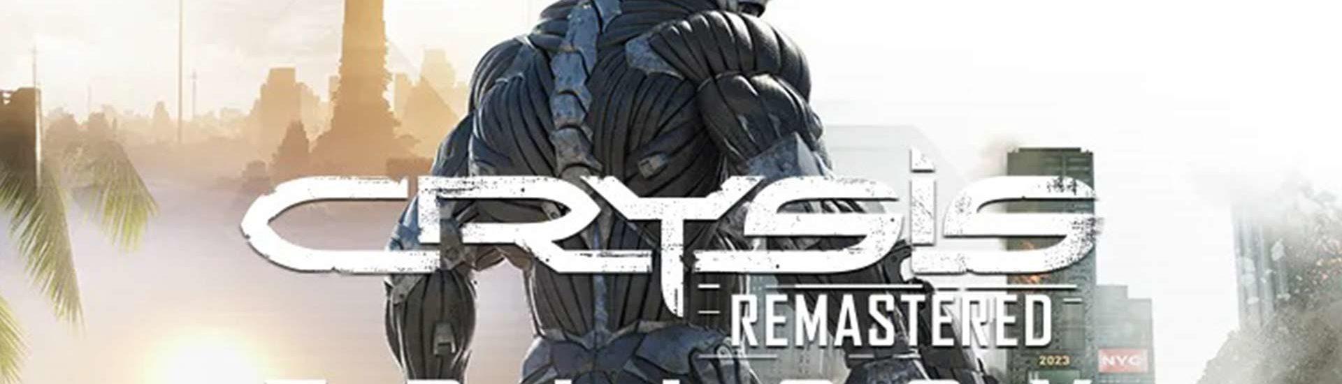 Crysis erscheint im Remastered-Bundle