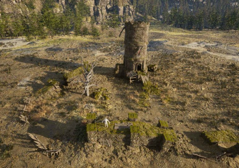 Skyrim erstrahlt im neuen Glanz der Unreal Engine 5
