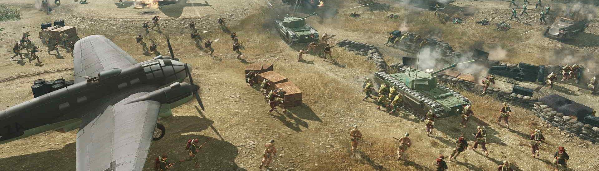 Company of Heroes 3: Zweite Weltkriegs-RTS kehrt zurück