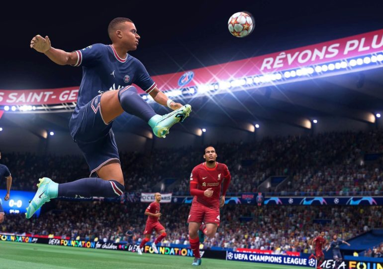 EA Sports: FIFA 22 Gameplay-Reveal