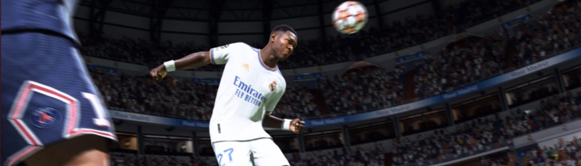 FIFA 22: Erstes Gameplay offenbart gelungene Hypermotion-Technologie