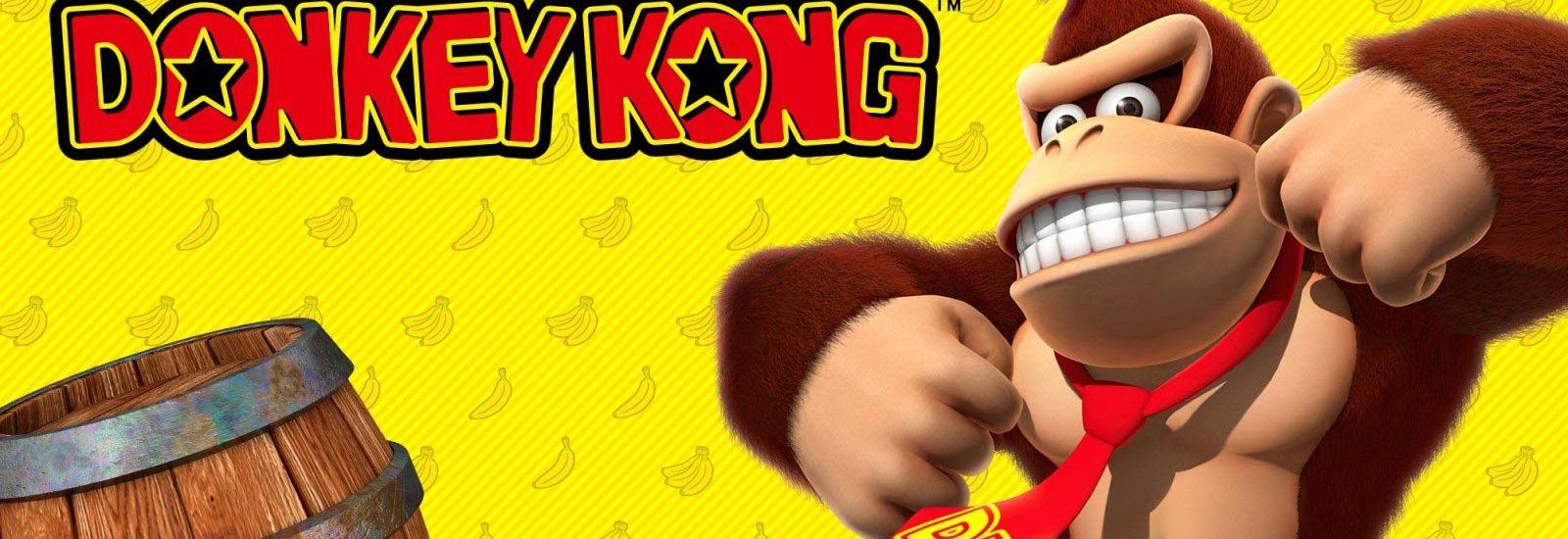 Donkey Kong: Nintendo plant Comeback zum 40-jährigen Jubiläum