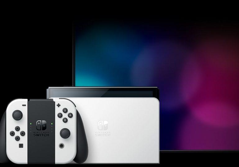 Nintendo Switch OLED – Alle Infos zum neuen Modell