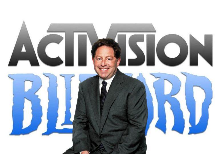 Chef von Activision Blizzard reagiert auf die Klage