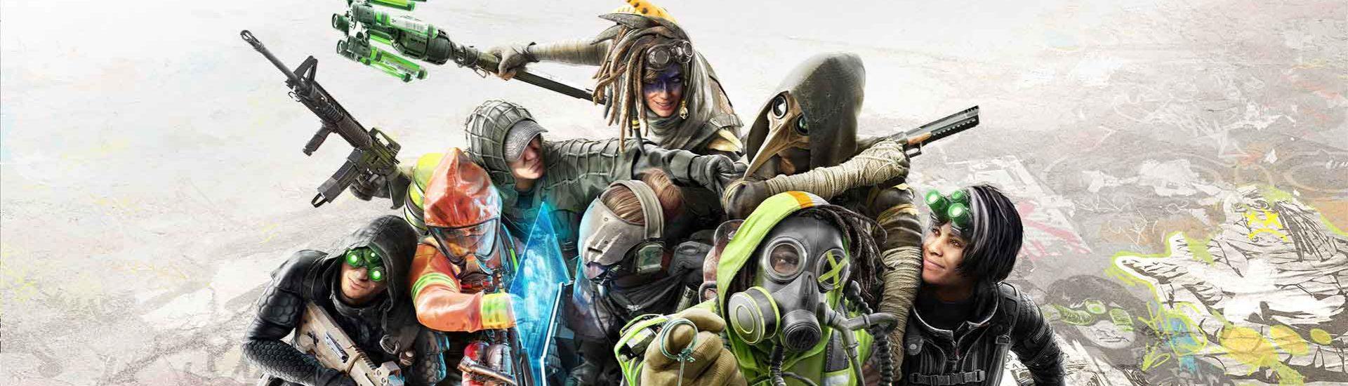 Ubisoft kündigt mit XDefiant einen neuen Tom Clancy-Shooter an