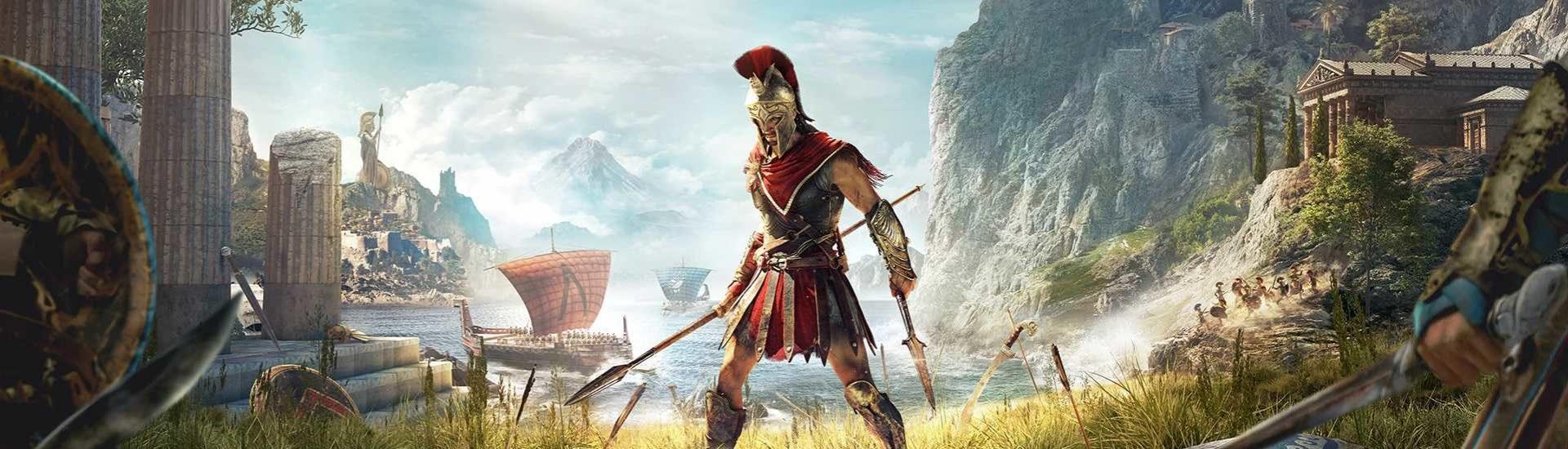 Assassins Creed Odyssey bekommt ein Next-Gen-Update