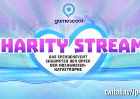 Gamescom 2021: Spenden-Event für Flutopfer angekündigt