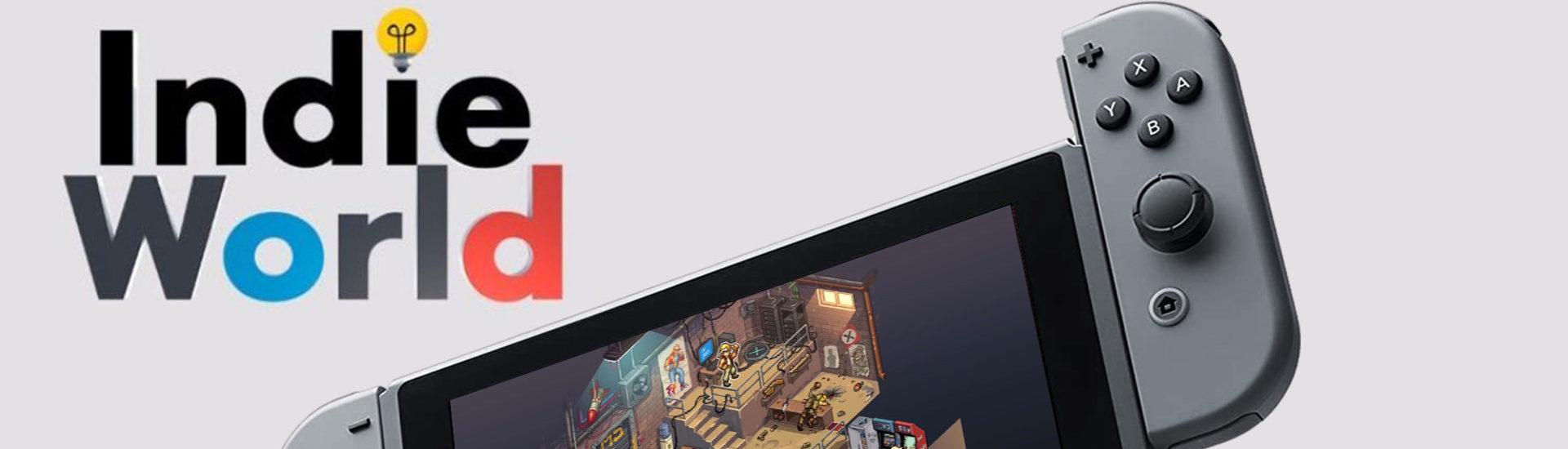 Nintendo Indie World – alle neuen Ankündigungen im Überblick