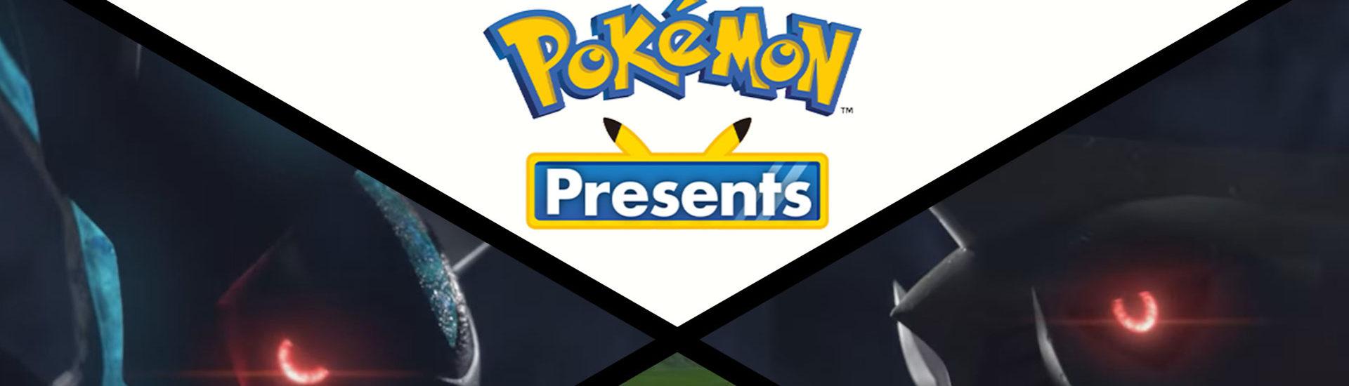 Pokémon Presents – Alle Ankündigungen und Infos zu den kommenden Spielen