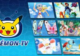Pokémon: Pokémon-TV auf der Nintendo Switch