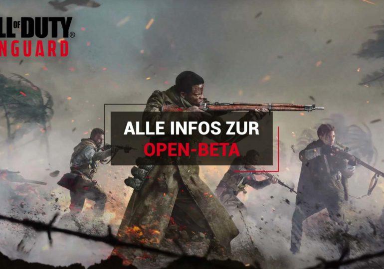 Call of Duty: Vanguard Open Beta: Alle Infos zum Start, Download und Inhalt