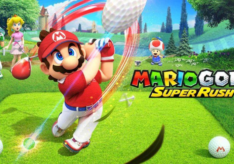 Mario Golf: Super Rush – Wildes Gewusel auf dem Golfplatz