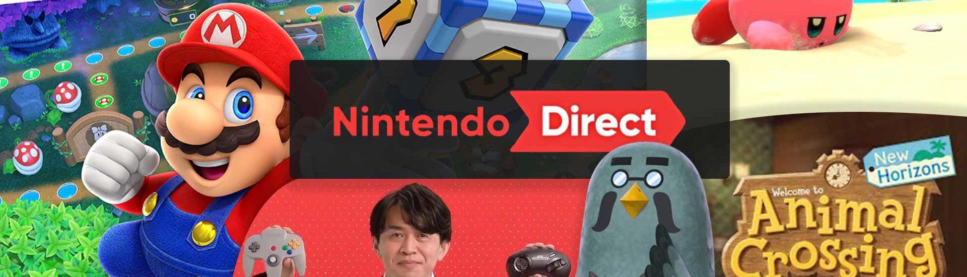 Rückblick auf die Nintendo Direct: Alle Ankündigungen, Switch-Spiele und Trailer