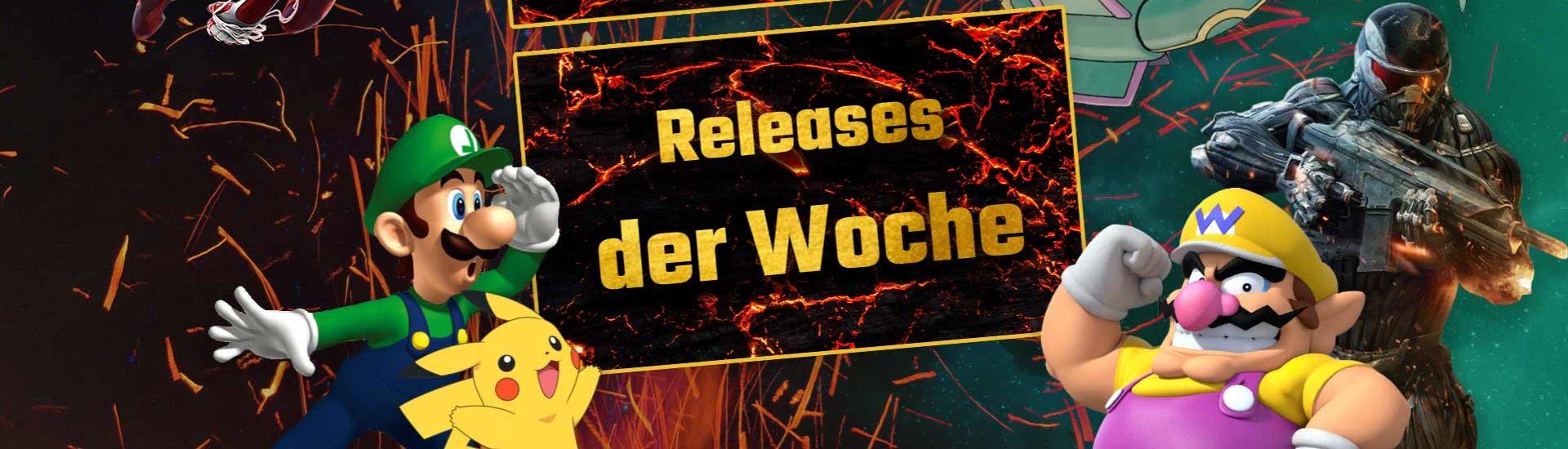 Release-Liste KW 40: Horror, Krieg und Putschversuche