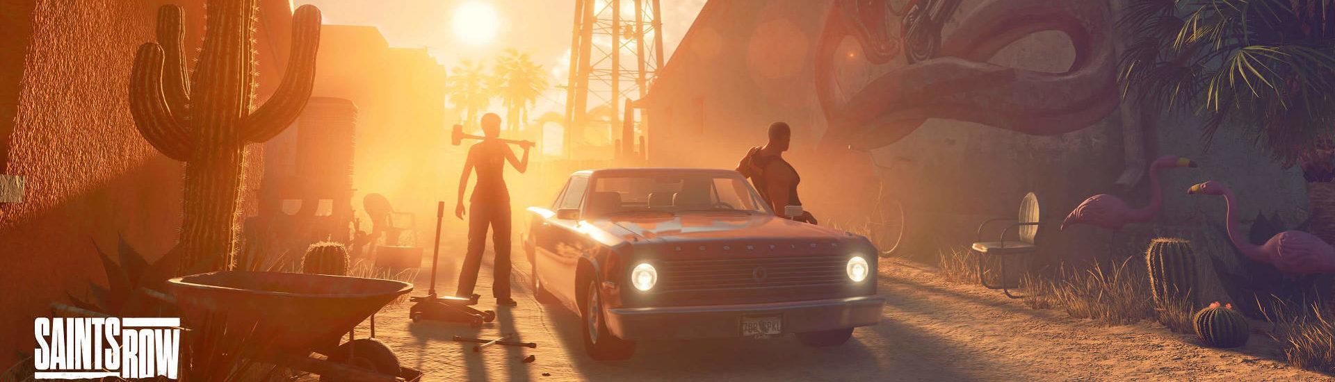 Saints Row: Trailer zeigt riesige Welt
